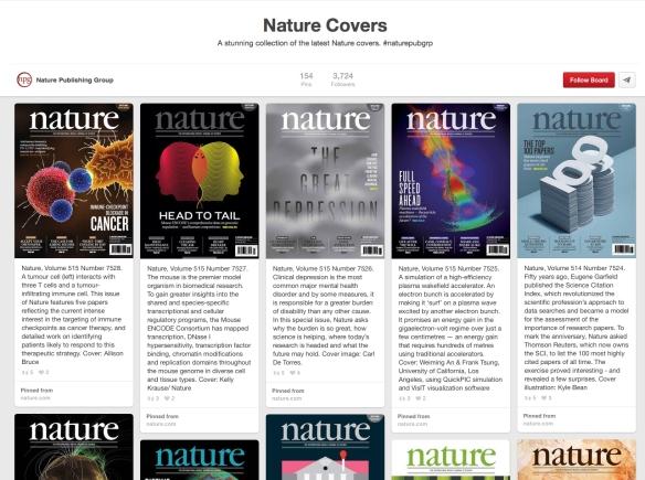 Nature Pinterest