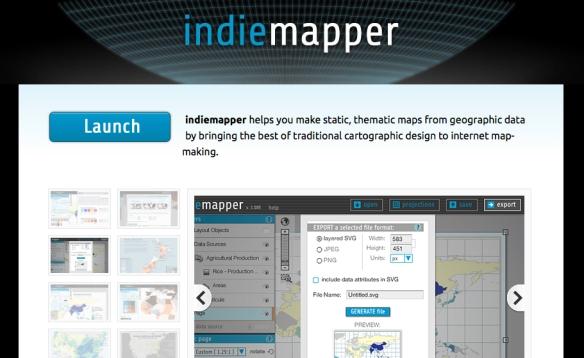 Indiemapper