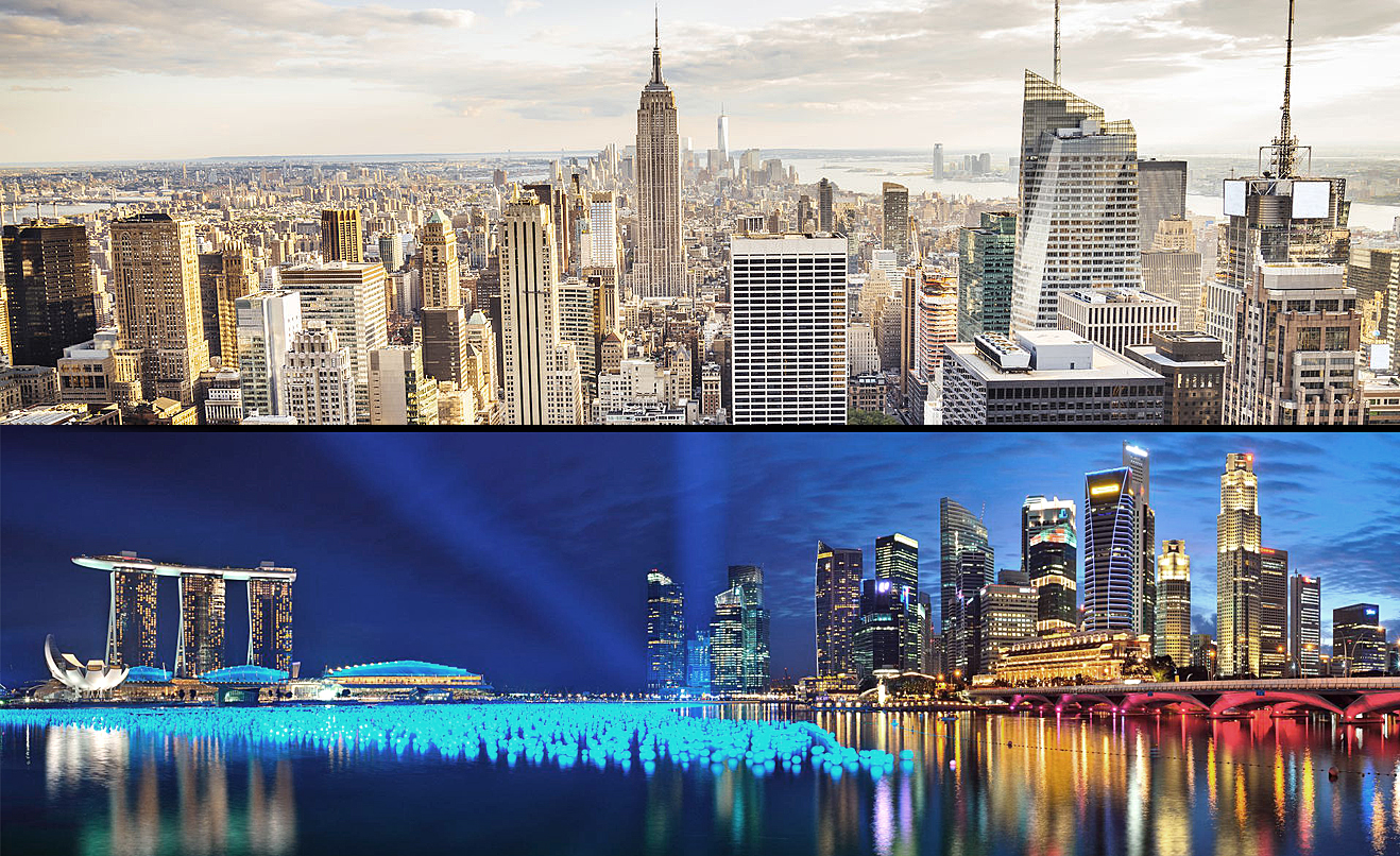 New workshops in NYC and Singapore