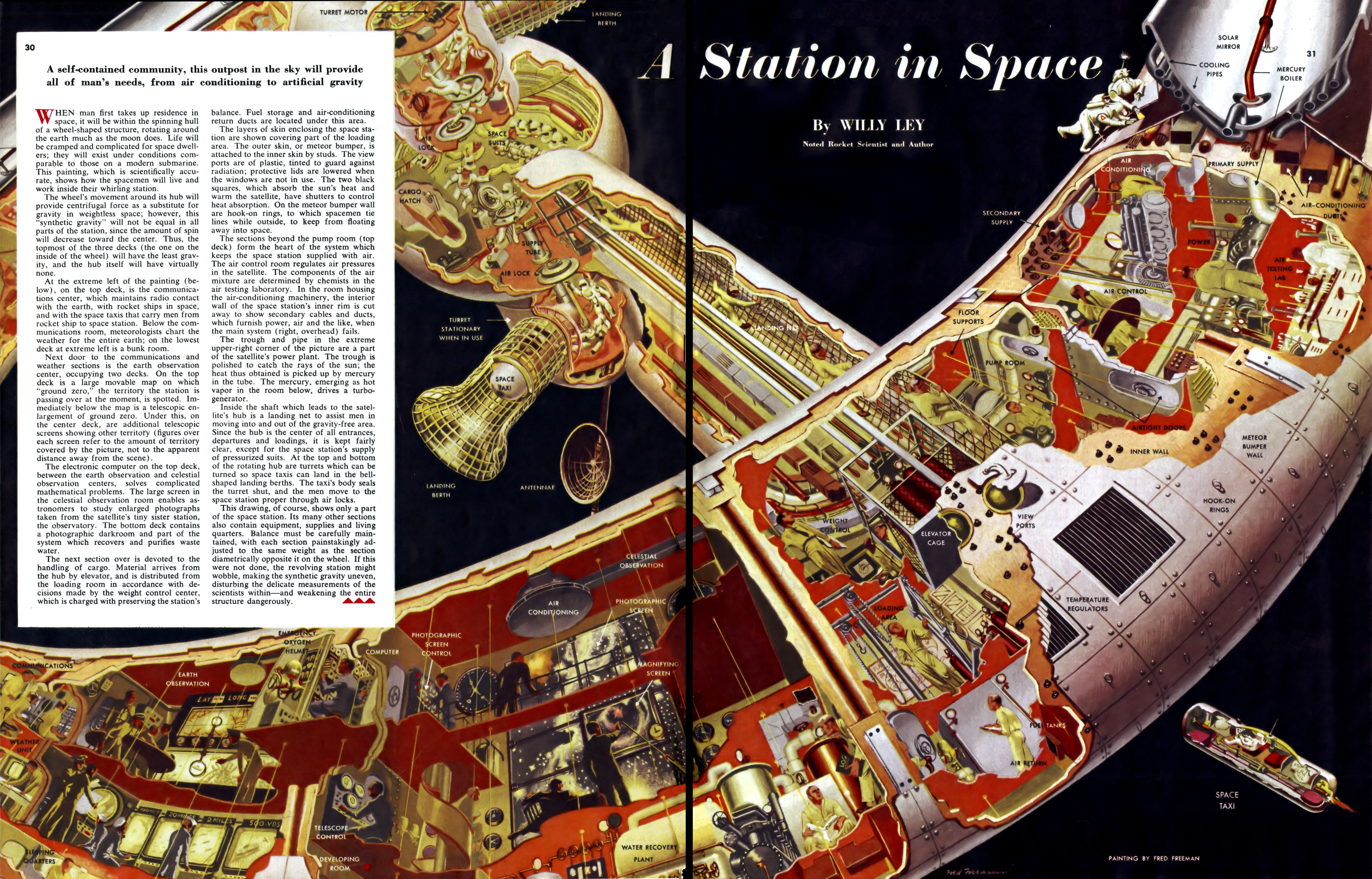 Collier 3.22.1952-p.30-31-Space Station.jpg